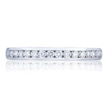 Tacori Platinum Dantela Anniversary Diamond Women's Wedding Band