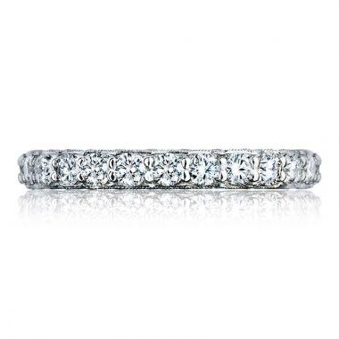 Tacori Platinum RoyalT Anniversary Diamond Women's Wedding Band