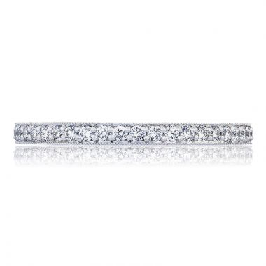 Tacori Platinum RoyalT Anniversary Diamond Women's Wedding Band