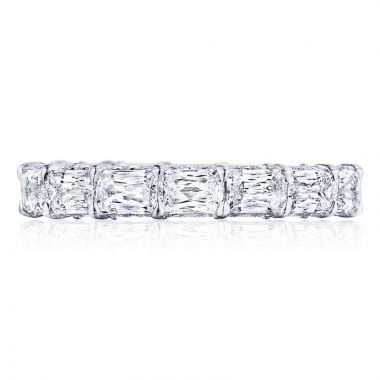 Tacori Platinum RoyalT Eternity Diamond Women's Wedding Band