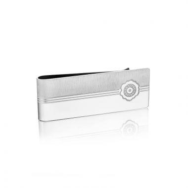 Tacori Stainless Steel White Legend Money Clip