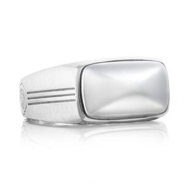 Tacori Sterling Silver Legend Men's Ring
