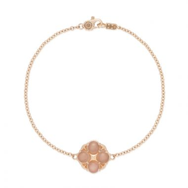 Tacori 18k Rose Gold  Crescent Sunset Gemstone Women's Bracelet