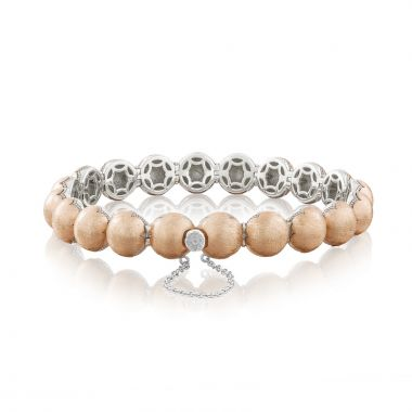 Tacori 18k Rose Gold  Sonoma Mist Women's Bracelet