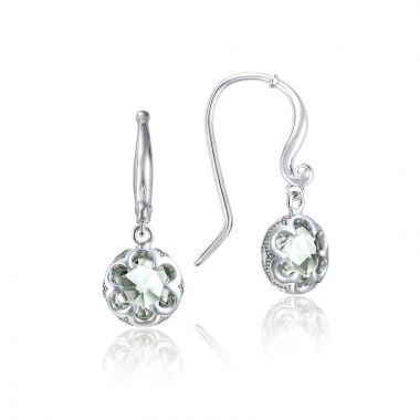 Tacori Sterling Silver Sonoma Drop Gemstone Earring