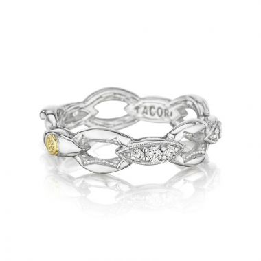 Tacori Sterling Silver The Ivy Lane Diamond Women's Ring