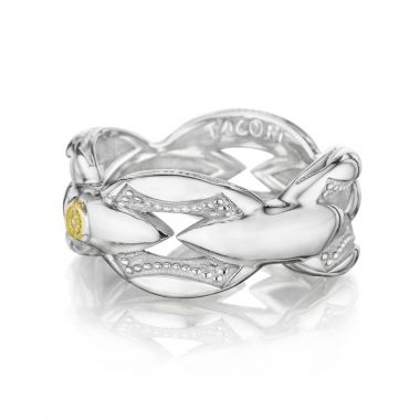 Tacori Sterling Silver The Ivy Lane Women's Ring