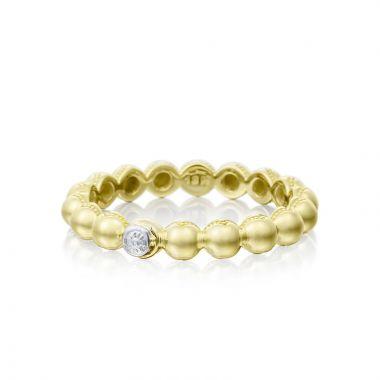 Tacori 18k Yellow Gold Sonoma Mist Women's Ring