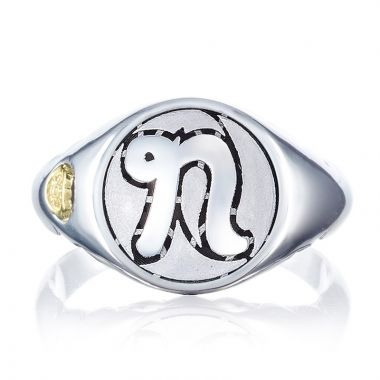 Tacori Sterling Silver Love Letters Women's Ring