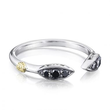 Tacori Sterling Silver The Ivy Lane Diamond and Gemstone Women's Ring