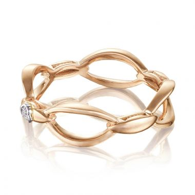 Tacori 18k Rose Gold The Ivy Lane Women's Ring