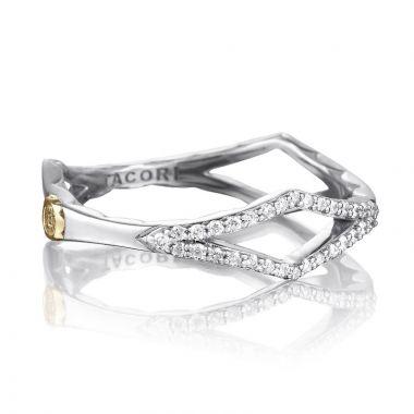 Tacori Sterling Silver The Ivy Lane Diamond Women's Ring