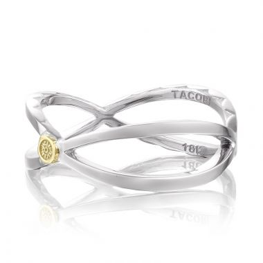 Tacori Sterling Silver The Ivy Lane Women's Ring